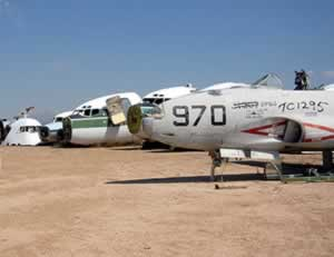 Aircraft Restoration & Marketing in Tucson Arizona