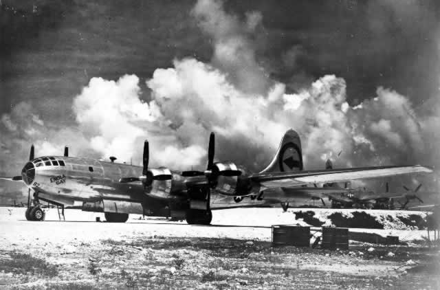 "Boeing B-29 Superfortress ""Enola Gay"""