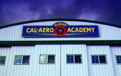 Calaero Academy Chino Airport California on Davis California Map