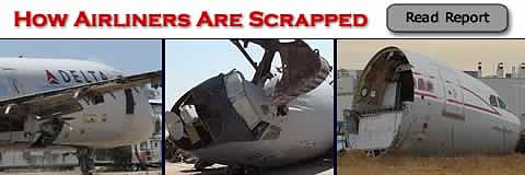 Read the Report: How Airliners Are Scrapped and Recycled