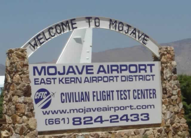 Welcome to the Mojave Airport - Operated by the East Kern Airport District, and home to the Civilian Flight Test Center