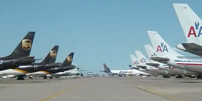 Aircraft Storage, Airplane Parts Reclamation, and Other