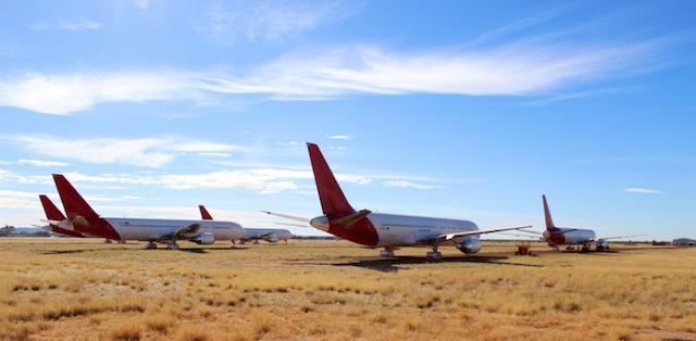 Commercial Aviation Airliner Boneyards Amp Storage
